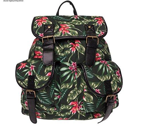 Great Strange Student Schultasche 3d gedruckt Doppel Schultertasche Freizeit Shopping Kinder gehen zur Schule Täglich 20-35L