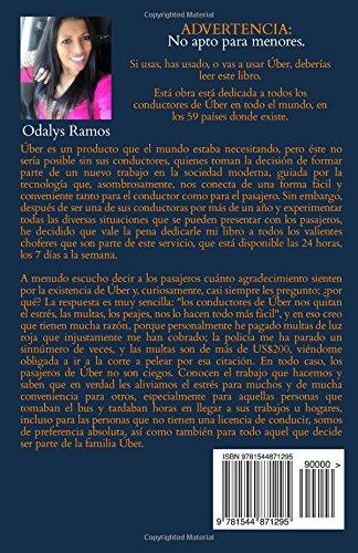 Una conductora de Úber cuenta... (Spanish Edition): Odalys ...