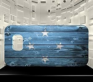Funda Carcasa para Galaxy S6 Bandera MICRONESIA 02
