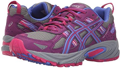 ASICS Women's Gel-Venture 5 Trail Runner Phlox/Sport Pink/Aluminum 6 M US by ASICS (Image #6)