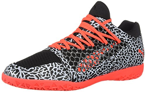 sale clearance clearance best PUMA Men's 365 Netfit Texture CT Soccer Shoe Puma Black-red Blast-puma White cheap new 43moxezv9P
