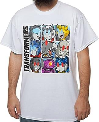 80sTees Men's Little Transformers Shirt