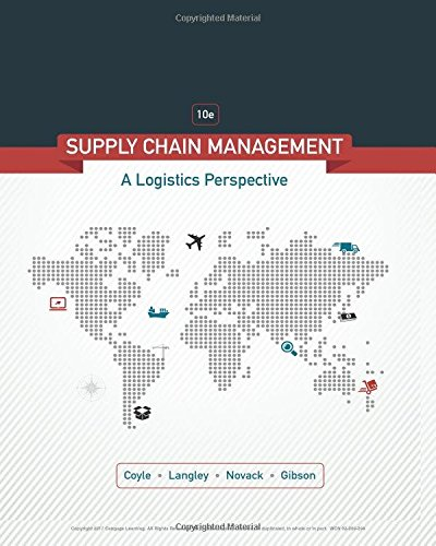 Supply Chain Mgmt.:Logistics Persp.