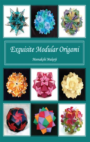 modular book origami - 6