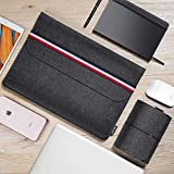 HOMIEE 15.4-15.6 Inch Laptop Sleeve Protective Case