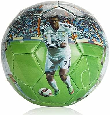 Producto oficial de brillante FC Real Madrid Christiano Ronaldo y ...