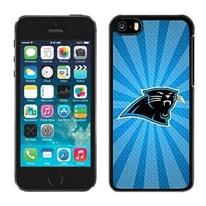 Iphone 5C Protective Skin Cover Case Carolina Panthers 05_19471