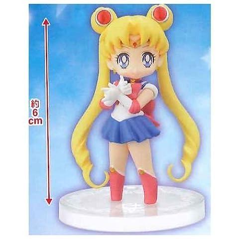 SUPER RARE Sailor Moon 20th Atsumete Figure Doll for Girls 2 MOON Kawaii (Atsumete Sailor Moon)
