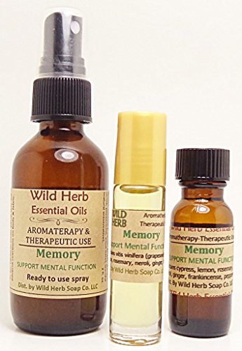 Memory Pure Essential Oil Exclusive ()