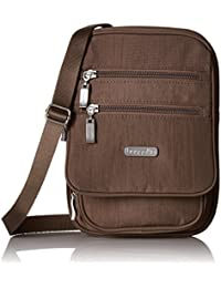 Journey Crossbody Bag – Multi-Pocketed, Lightweight and Water Resistant Nylon Travel Purse
