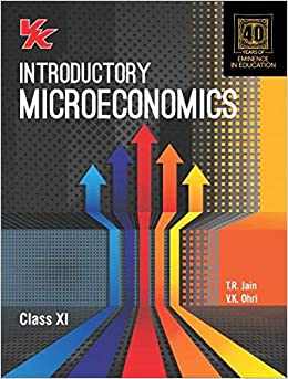 Introductory Microeconomics For Class 11 2020 Examination