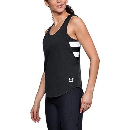 cab9d986 Amazon.com: Under Armour Women's UA Side Strap Tank: Clothing
