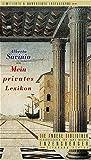 Mein privates Lexikon (Die Andere Bibliothek, Band 241)