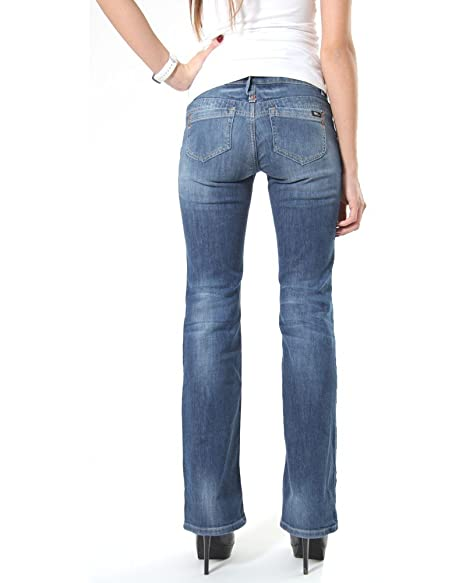 Only damen bootcut jeans ebba low