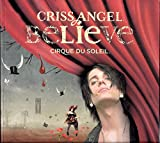 Criss Angel Believe Souvenir Program