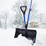 Snow Joe SHOVELUTION SJ-SHLV01 18-IN Strain-Reducing Snow...