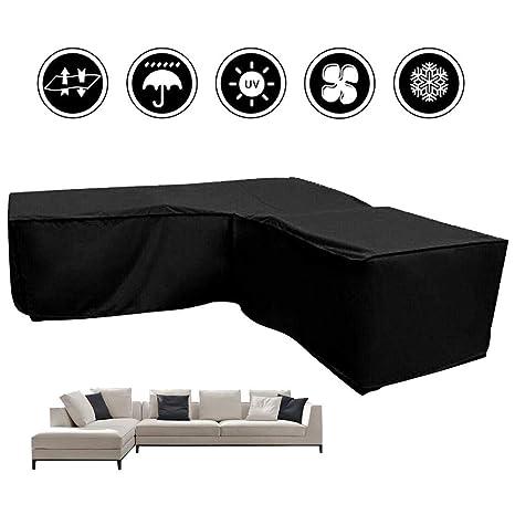 Prime Amazon Com Benefit X Patio Sofa Cover Waterproof L Shape Theyellowbook Wood Chair Design Ideas Theyellowbookinfo