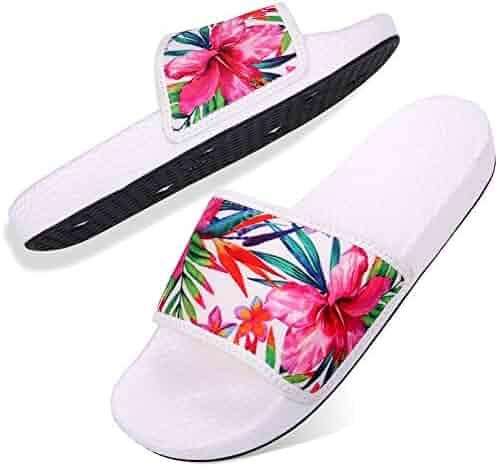 de0ef5e99e0e9 Shopping Slide - White - 1 Star & Up - Slippers - Shoes - Women ...
