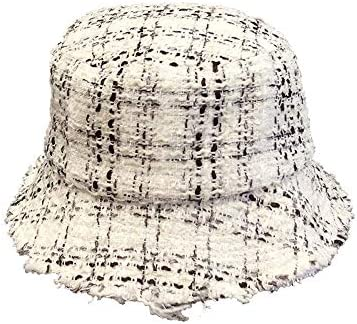Women's Plaid Bucket Hat...