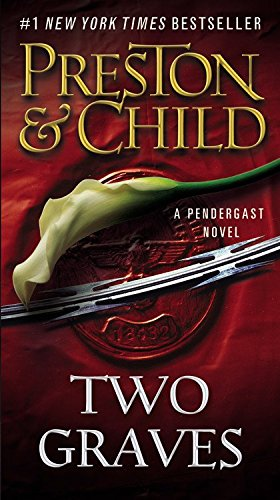 book cover of Two Graves
