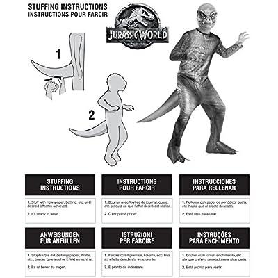 Rubie's Jurassic World Stygimoloch Child Costume: Toys & Games