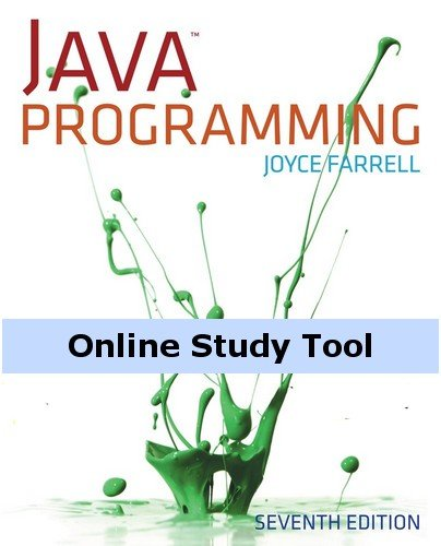 CourseMate for Farrell's Java Programming, 7th Edition