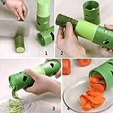 Big Bargain Multifunction Vegetable Fruit Twister Cutter Slicer Utensil Processing Device