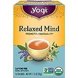 Yogi Herbal Teas, Relaxed Mind 16 ea