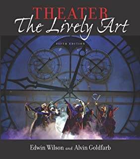 Amazon theatre the lively art 9780073514208 edwin wilson theater the lively art 5e book alone fandeluxe Image collections