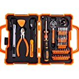 Hand Tool Set, RockBirds 47-Piece Magnetic Driver Kit, Household Hand Tool Kit