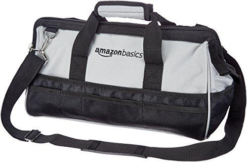 (AmazonBasics Large Tool Bag - 17 Inch)