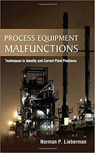 Book Process Equipment Malfunctions: Techniques to Identify and Correct Plant Problems
