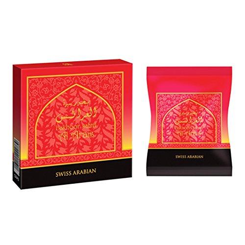 SWISSARABIAN Sahret Al Arais Bakhoor (40g) Incense (12 Pack) by SWISSARABIAN