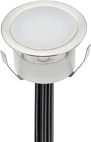 Amazon.com : FVTLED Low Voltage LED Deck Light Waterproof ...