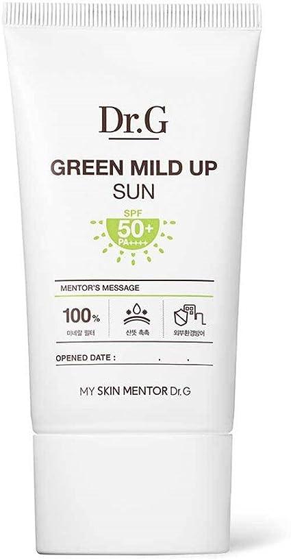 Dr.G Green Mild Up Sun SPF50+PA++++ 50ml