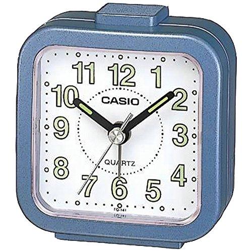 (Casio TQ-141-2EF Beeper Alarm Clock)