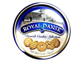Royal Dansk Danish Cookie Selection, No Preservatives or Coloring Added, 12 Ounce (Pack of 12)