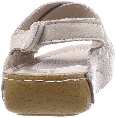 Andrea Heels Conti 0775711 Grey Silbergrau 111 Sandals Women's wrr8dtq