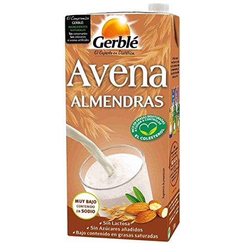 Bebida De Avena Y Almendra Gerblé 1 L: Amazon.es ...