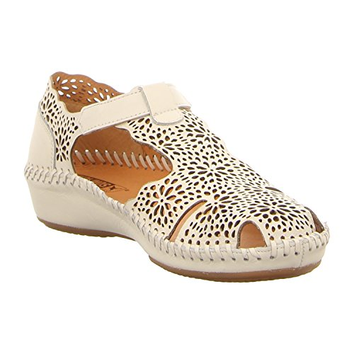 Pikolinos Women's P. Vallarta 655 Closed Toe Sandals Braun 1LwM3