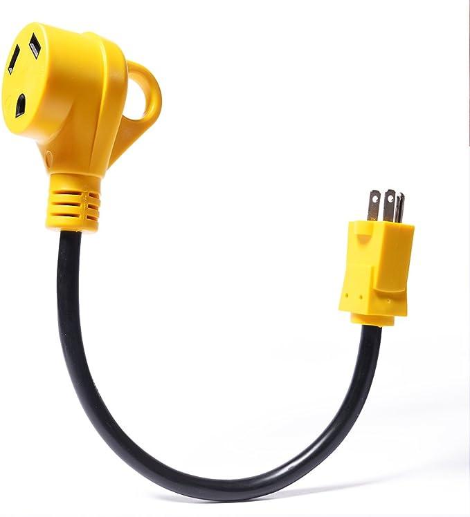 Amazon.com: MICTUNING Cable adaptador eléctrico de 18 ...