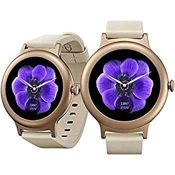 LG Watch Style W270 1.2-inches 4GB ROM Smart Watch - International Stock (Rose Gold)