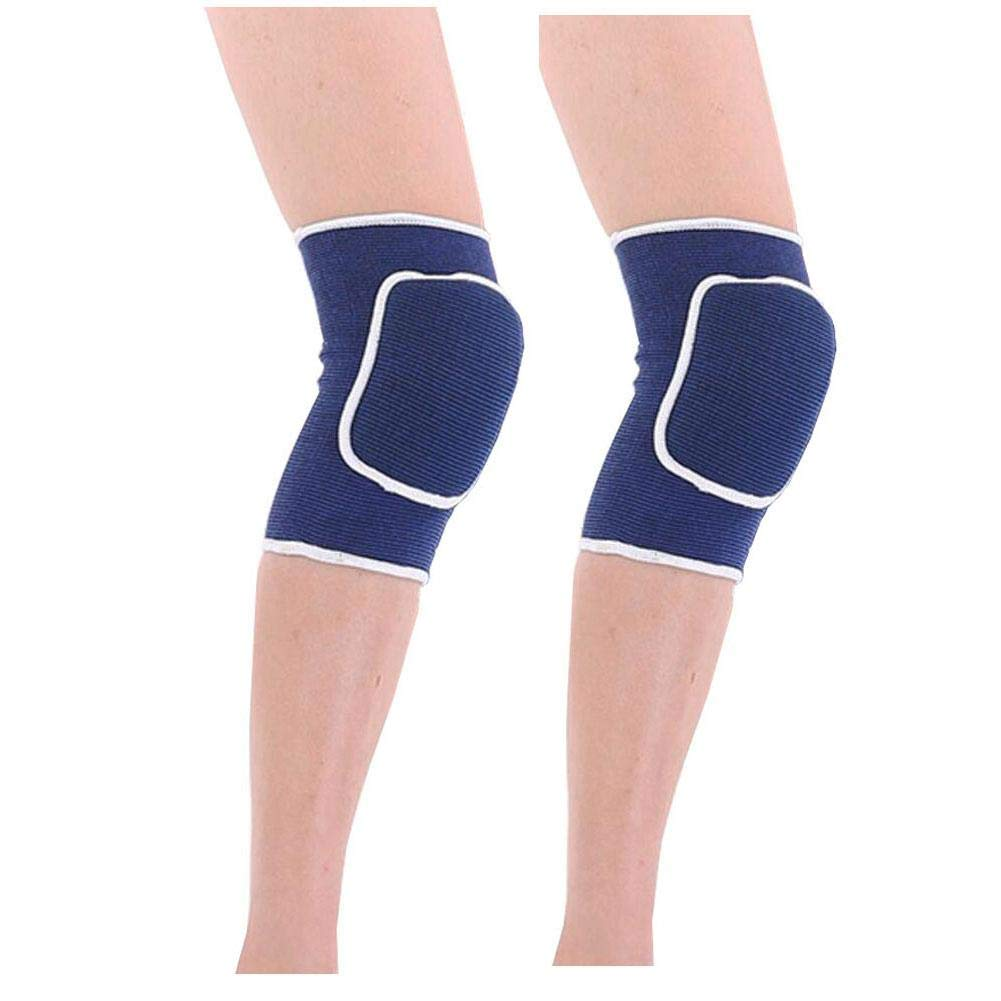Kids' Knee Brace for Yoga-Dance-Football- Basketball Sports Protection Blue