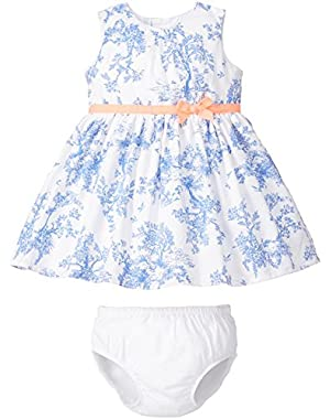 Baby Girls' Special Occasion Sleeveless Dress