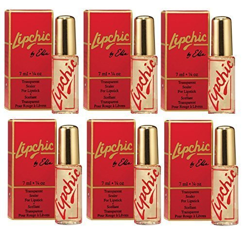 Lipchic Lipstick Sealers, 6 pieces, Value Pack by Lip Chic