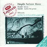 Haydn: Nelson Mass / Vivaldi: Gloria / Handel: Zadok the Priest