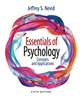 Essentials of Psychology: Concepts and Applications Front Cover