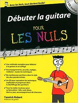 LA GUITARE POUR LES NULS PDF DOWNLOAD