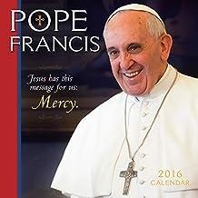 Pope Francis 2016 Wall (Calendar)