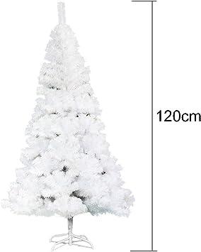 décoratif blanc 120 cm artificiel sapin de noel arbre de noel
